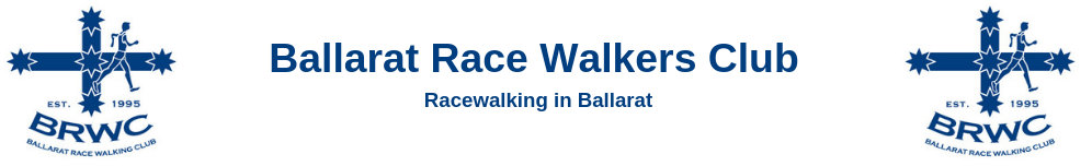 Ballarat Race Walkers Club